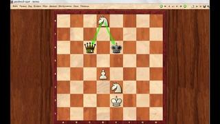 Шахматы для начинающих. Урок 8