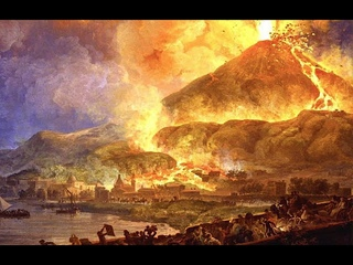Lost *Ancient Civilization* CONSUMED by the Sea and a MASSIVE Volcanic Eruption on Google Earth!