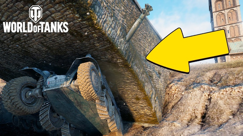 World of Tanks Funny Moments WoT Replays 15