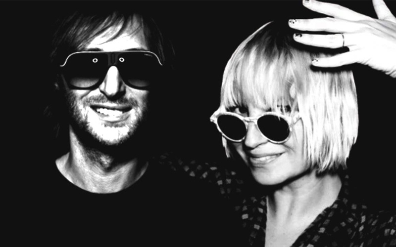 David Guetta feat. Sia ''Let's Love''