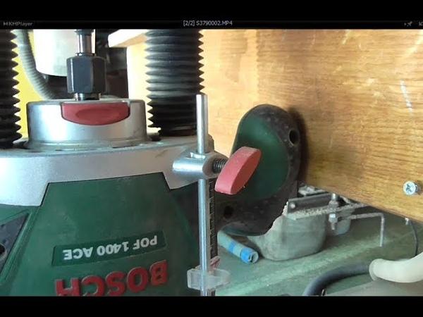 Быстросъемное крепление ручного фрезера к столу плюсы и минусы