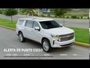 ¡Review! Todo sobre la nueva generación de Chevrolet Suburban 2021.
