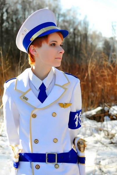Анна Лесных, Москва, Россия
