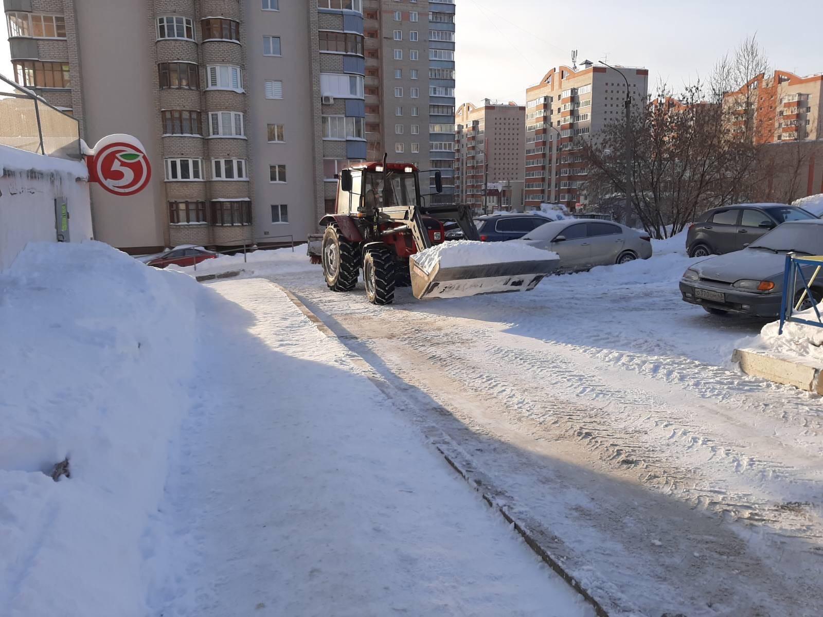 Улица Упита дом 3 механизированная уборка