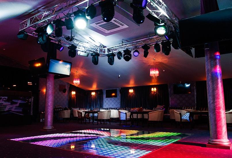 Световое оборудование ночного клуба где в москве сходить в клуб