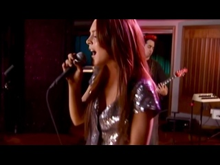 HD! Lindsay Lohan - Over (Live @AOL Sessions)