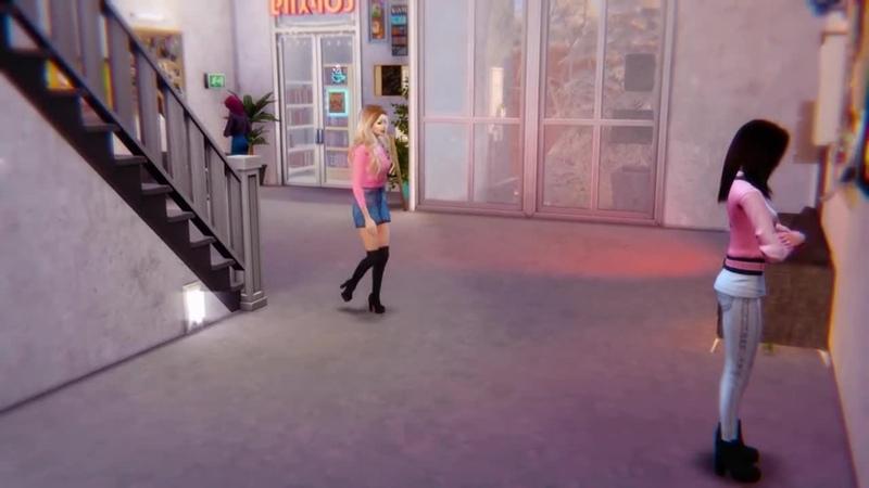 Sovushka games Sims 4 Сериал The Sims 4 Нелюбимый Серия 13
