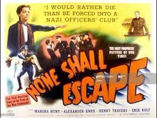 None shall escape.- (1944). Subt.