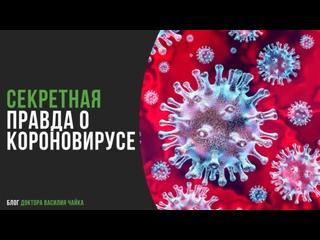 Секретная правда о коронавирусе: смертельный помощник - паника и страх