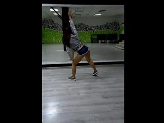 Студия Rockerz - Смирнова Настя (Konfuz - Кайф ты поймала)/twerk, gogo, sexyrnb, dancehall, strip