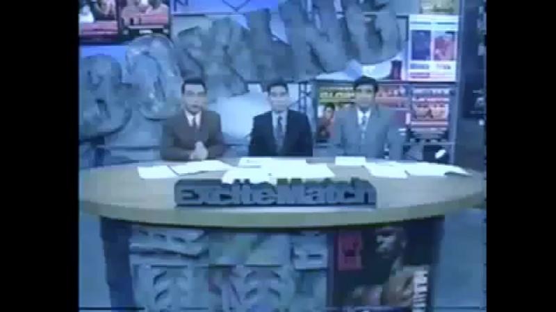 1996 10 27 Daorung Chuwatana vs Nana Yaw Konadu I WBA World bantamweight title