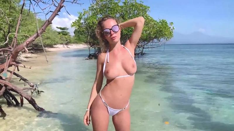 Видеоблок с Katya Clover Bali Sumberkima и Наталья Немчинова