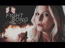 Дневники вампира / The Vampire Diaries Кэролайн - Fight song