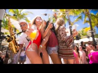 Пляжные вечеринки Майами 💥 Тусовка в Майами-Бич Шоу  💥 Парад на Оушен Драйв