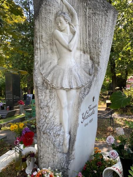 Новодевичье кладбище. Город вечно живых или музей ...