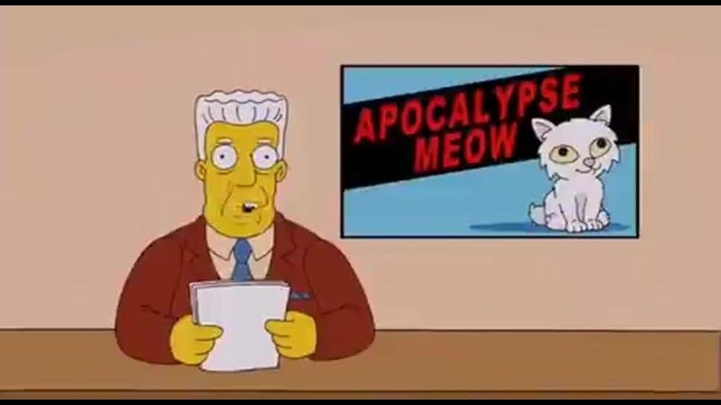 В Симпсонах были предсказаны многие события будущего И многие видели эпизод о вирусе из Китая