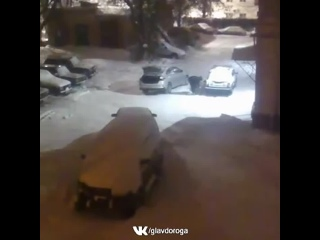 Когда слил бензин под камерами