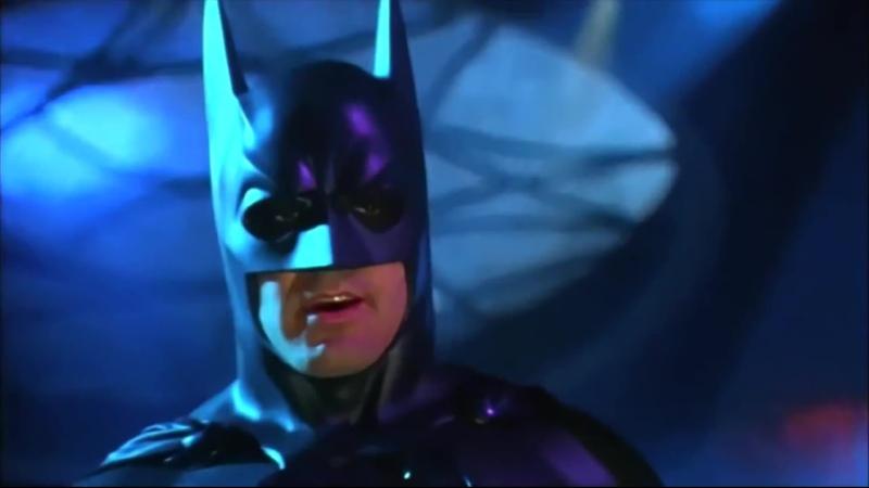 БЭТМЕН и РОБИН 1997 🍃 Кино Класика фэнтези боевик криминал