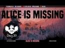 Клуб Day20 - Alice is Missing   НРИ