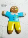Персональный фотоальбом Honey Cake
