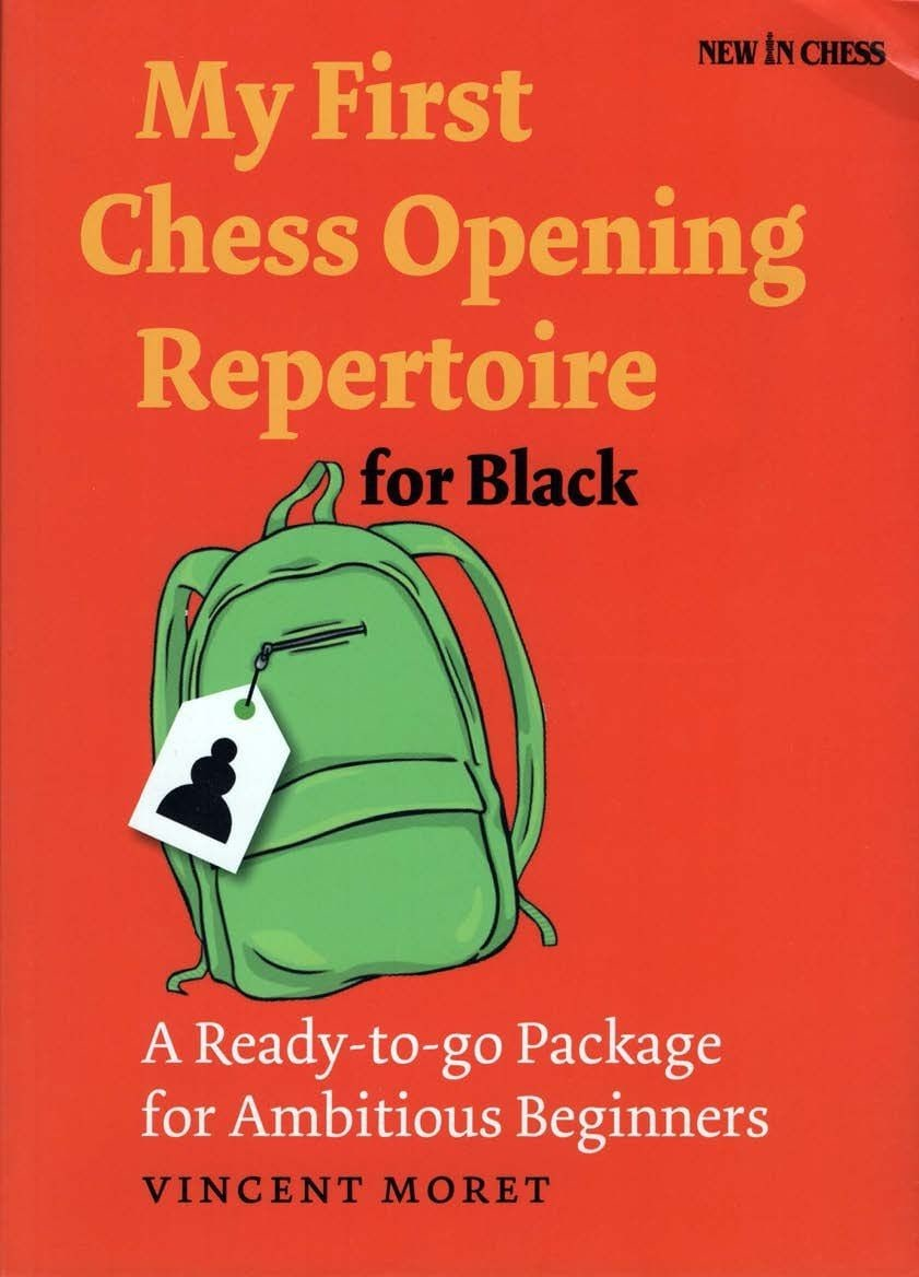 Vincent Moret_My First Chess Opening Repertoire for Black PDF RtjbhfBpMlU