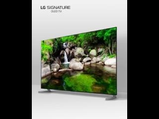 LG  SIGNATURE - совершенство в каждой детали