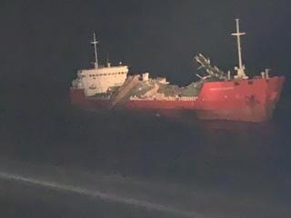 «Троих взрывом отбросило за борт»: стали известны подробности взрыва на танкере в Азовском море