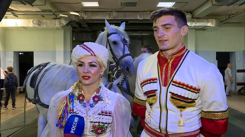 Видео от Ивановский Государственный Цирк