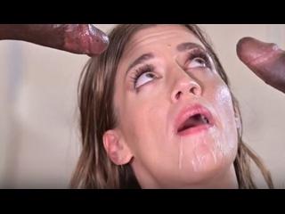 ПОРНО -- ЕЙ 28 -- СИЛЬВИЯ ПРОБУЕТ НЕГРИТЯНСКИЕ ХУИ -- porn sex -- мжм -- Silvia Dellai