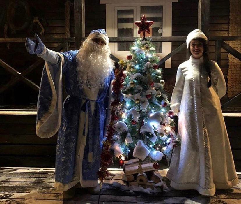 Новогодние праздники на базе отдыха в Карелии