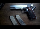 Viewer Request video 13- AMT Silverballer Hitman Agent 47 .45ACP real