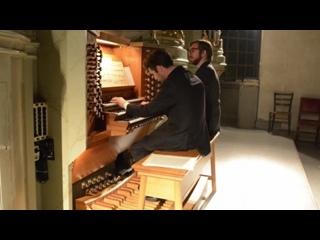 529 J. S. Bach - Organ Sonata No.5 in C major, BWV 529 [Trio Sonata] - Ulf Norberg