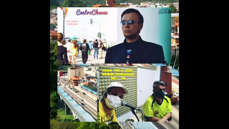 CCHTV Центр Чавеса рассказывает в Венесуэле о Дне Победы 07 05 2020