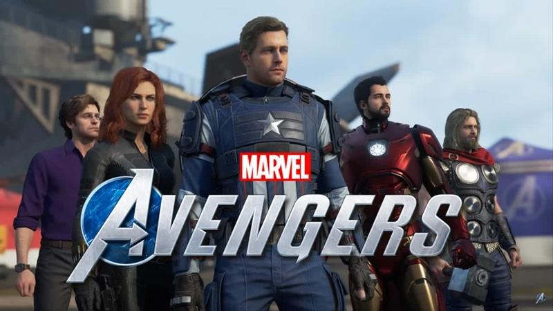 Marvel's Avengers. Часть 61. Жизнь оружия.