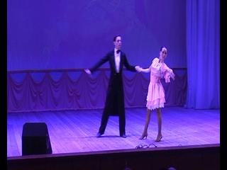 """Творческий отчет ансамбля бального танца """"элегия"""" 2013 год"""