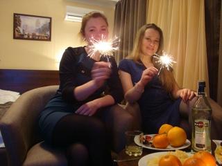 Новый год в Киеве)