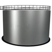 Резервуар вертикальный стальной РВС 3000 м3