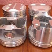 Поршень для ЗМЗ-405 под газ (аналог) усиленный
