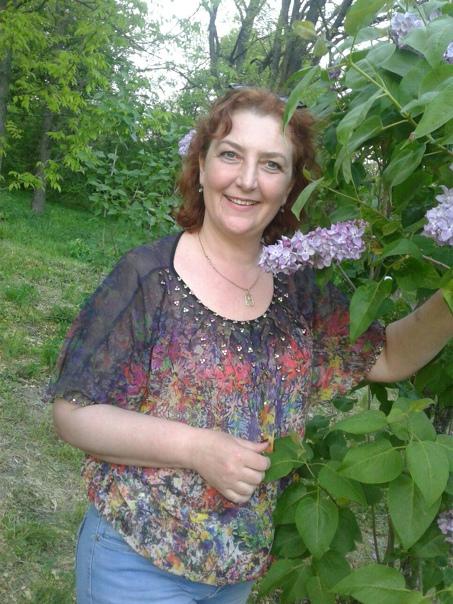 Ирина Пустовойт, Киев, Украина