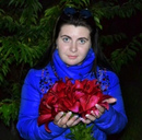 Надежда Полякова, Городище, Украина