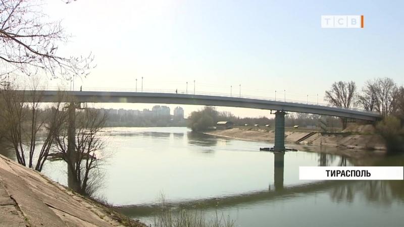 Мост на Кицканы закрывают