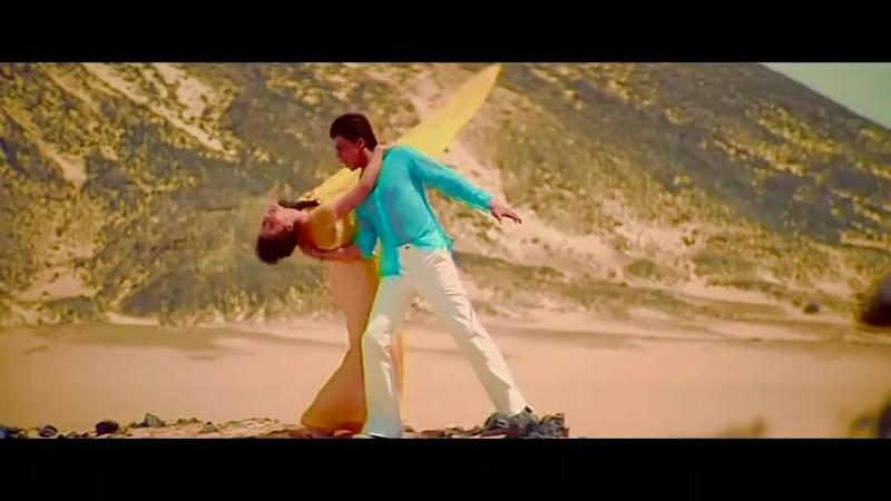 Клип из индийского фильма И в печали и в радости Шахрукх Кхан и Каджол
