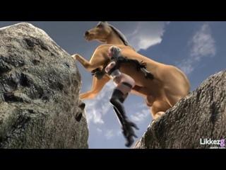 Hentai horse 3d Порно мульты