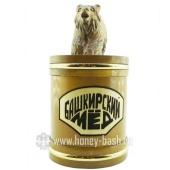 Мед «Медведь на чиляке»  (дер.) 0,5 кг