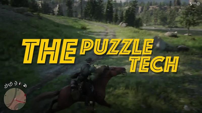 [The Puzzle Tech] Вырезали из RDR2. Артур ГЕЙ, ИЗНАСИЛОВАНИЕ СЭДИ, СПАРИВАНИЕ ЛОШАДЕЙ. Удаленный контент