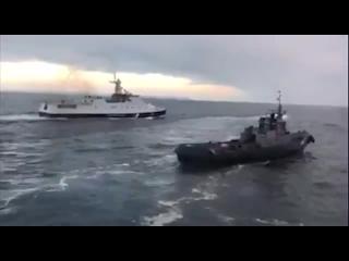 """Вчера российские моряки сняли новую серию """"Пиратов Карибского моря"""" ))"""