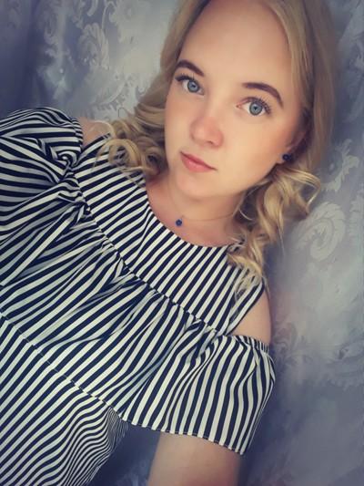 Anastasiya, 27, Lodeynoye Pole