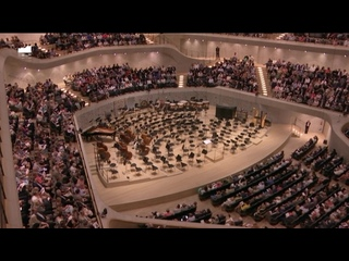 Elbphilharmonie - Antonio Pappano & Joyce DiDonato (Hamburg, )