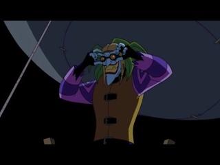 The Batman / Бэтмен (2004-2008) : Сезон 1 Серия 1 – «The Bat in the Belfry» дубляж Пифагор (РЕН ТВ)