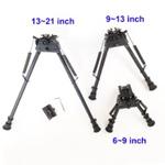 6-9/9-13/13-21 Inch Harris Bipod Tactical Rifle Bipod Heavy Duty Swivel Pivot W/O adapter